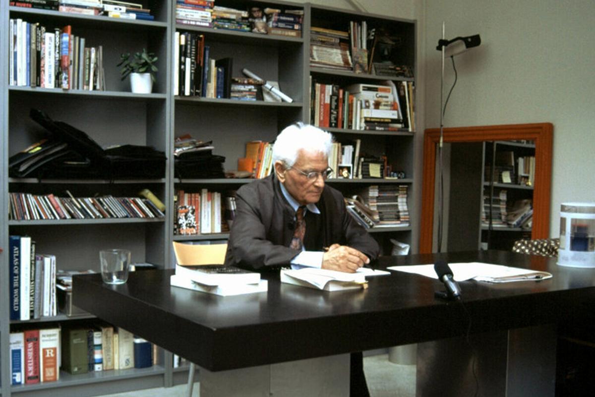 Jacques Derrida†