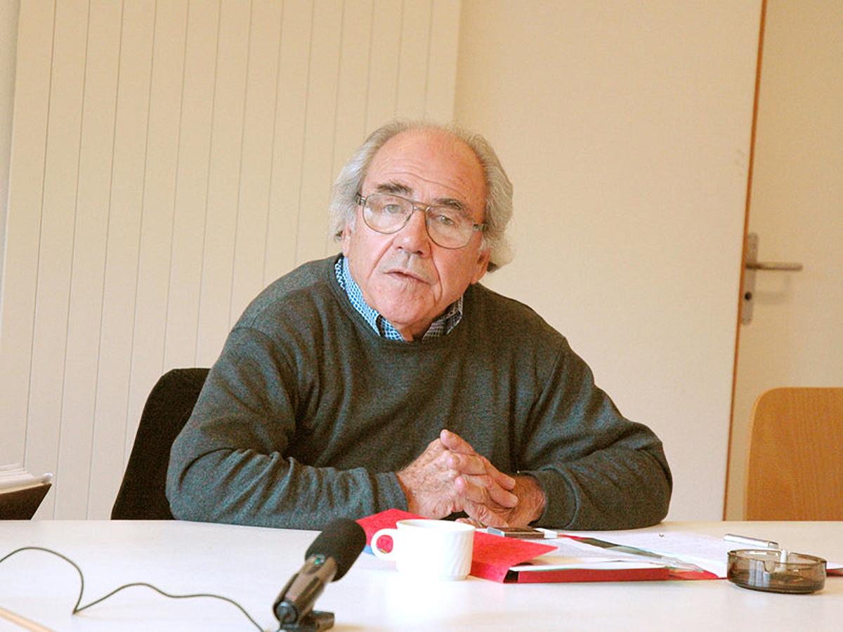 Jean Baudrillard†