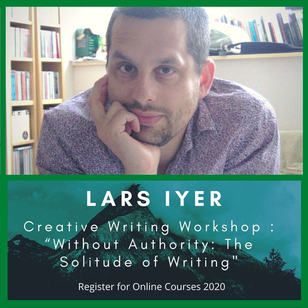 Lars Iyer's Creative Writing Workshop