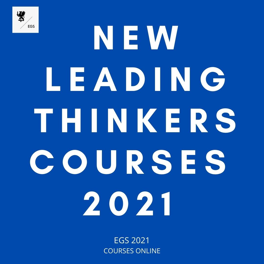 New Leading Thinkers courses will start in April